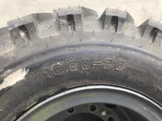 Tyres –  – KUMHO 1000 x 20 – #901521