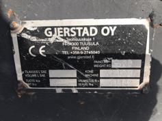 Quick release –  – GJERSTAD FOR CATERPILLAR 330D – #901415