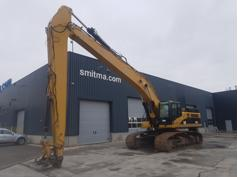 Picture of CATERPILLAR 345C long reach