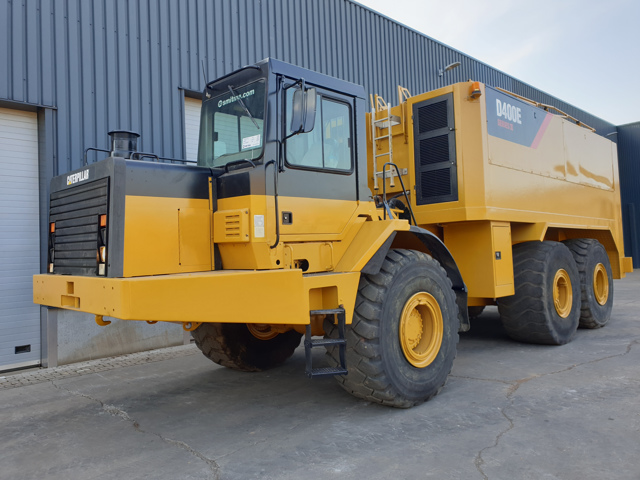 Caterpillar-D400E II-2000-114799