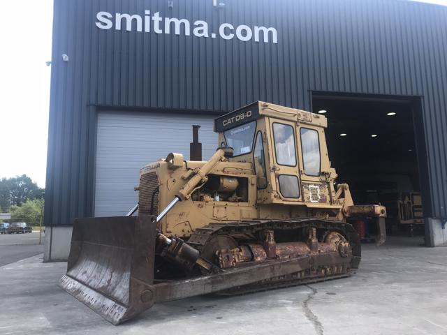 Heavy Equipment for Sale - Smitma the Netherlands