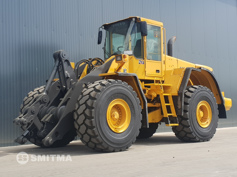Picture of VOLVO L180E NEW BUCKET!