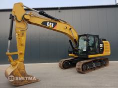 Picture of CATERPILLAR 323E LN