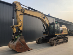 Picture of CATERPILLAR 349E LME