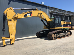 Picture of CATERPILLAR 345C L