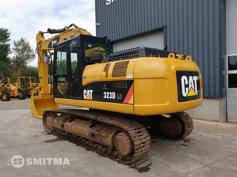 Caterpillar – 323D LN – #168156