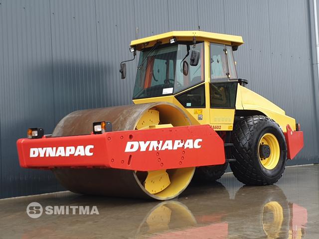 Dynapac — CA602D