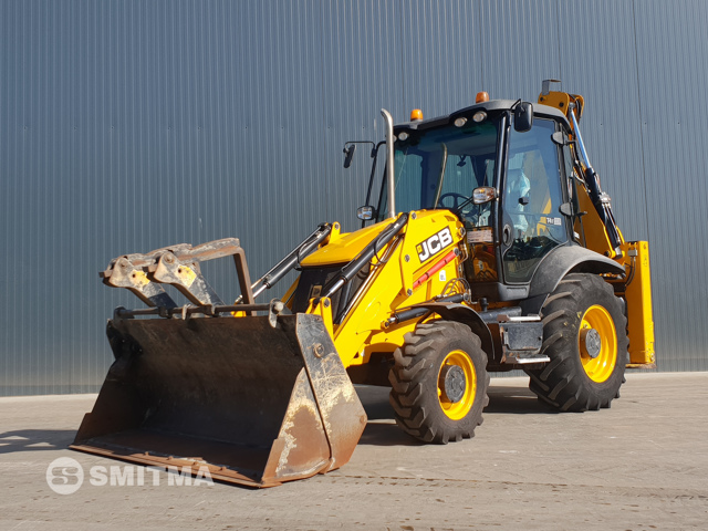 Jcb — 3CX P21 ECO TURBO
