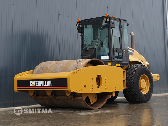 Caterpillar — CS663 E