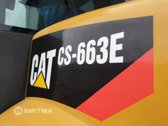 Caterpillar – CS663 E – #177726
