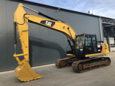 Picture of CATERPILLAR 323D 2L