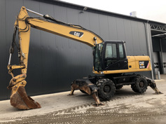 Picture of CATERPILLAR M318D