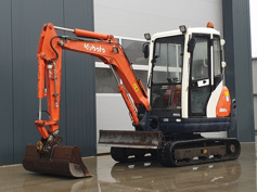Picture of KUBOTA KX61-3