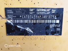 Caterpillar – 345CL – #178554