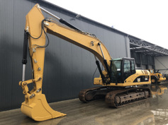 Picture of CATERPILLAR 329D LN