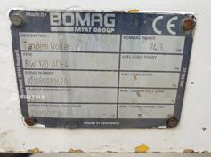 Bomag – BW120AD-4 – #178945