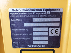 Volvo – A25F – #179022