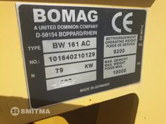 Bomag – BW161 AC – #179072