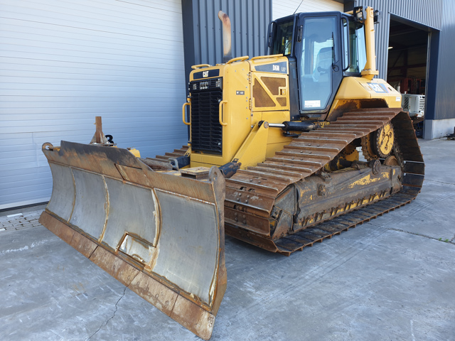 Caterpillar — D6N LGP ACCUGRADE READY
