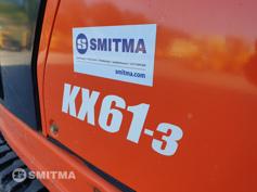 Kubota – KX61-3 – #179769