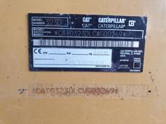 Caterpillar – 323D LN – #179792