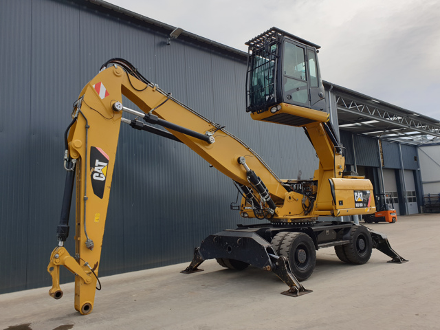 Caterpillar — M318D MH