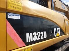 Caterpillar – M322D – #179993