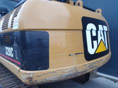 Caterpillar – 320C L – #180015