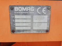 Bomag – BW120AC-4 – #180057