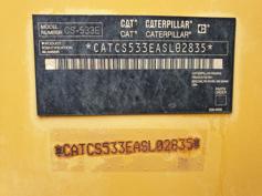 Caterpillar – CS533E – #180070