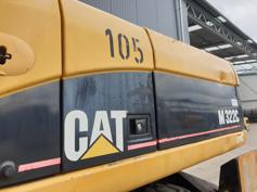 Caterpillar – M322C – #180081