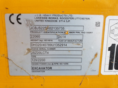 Jcb – JS220 LC-T4 – #180115