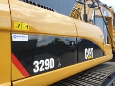 Caterpillar – 329D L – #180227