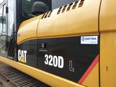 Caterpillar – 320D L – #180229