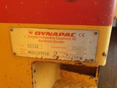 Dynapac – CC122 – #180272