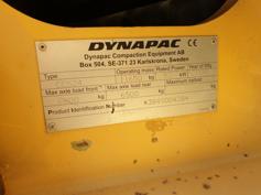 Dynapac – CC524 HF – #180329