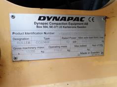 Dynapac – CC524 HF – #180330