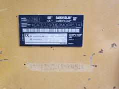Caterpillar – 329D LN – #180359