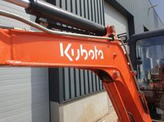 Kubota – KX61-3 – #180409