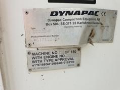 Dynapac – CC222 HF – #180412