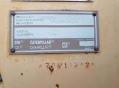 Caterpillar – 140G – #180530