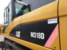 Caterpillar – M318D – #180587