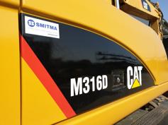 Caterpillar – M316D – #180602