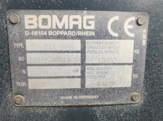 Bomag – BW211D-4 – #180659