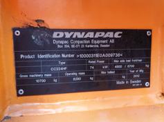 Dynapac – CC224 HF – #180771