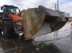 Picture of HITACHI ZW310 HIGH TIP BUCKET