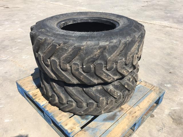 Tyres – Michelin – SET USED 12.5 x 80 TYRES – #900041