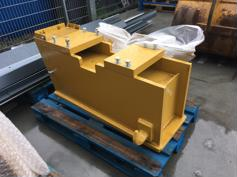 Picture of CATERPILLAR PUSH BLOCK 12H / 140H / 160H / 12K / 140K