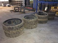 Picture of  10.00x20 SOLID TYRES
