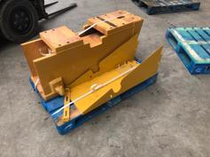 Picture of CATERPILLAR USED PUSH BLOCK 12H / 140H / 160H / 12K / 140K
